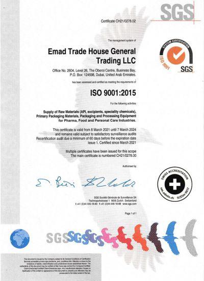 LLC ISO